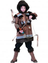 Disfraz esquimal niño