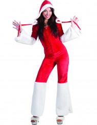 Disfraz traje Mamá Noel mujer