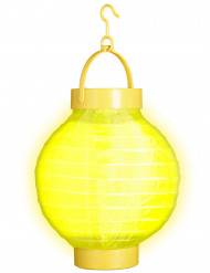 Farolillo luminoso amarillo 15 cm