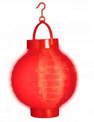 Farolillos luminoso rojo 15 cm