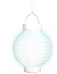 Farolillo luminoso blanco 15 cm
