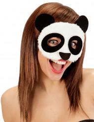 Antifaz panda peluche adulto