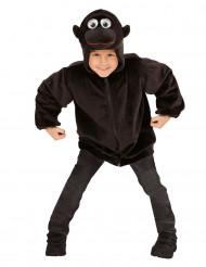 Chaqueta con capucha gorila niño