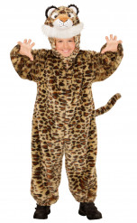 Disfraz leopardo niño