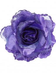 Rosa violeta para pelo mujer