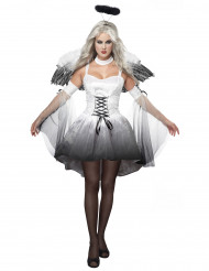 Disfraz ángel tiniebras mujer