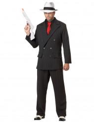 Disfraz de Gánster para hombre corbata roja