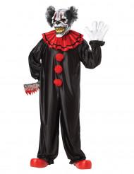 Disfraz Payaso terrorífico adulto