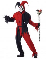 Disfraz joker loco adulto