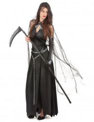Disfraz reina tinieblas mujer Halloween
