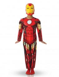 Disfraz de Iron Man™ niño deluxe relleno Los Vengadores™