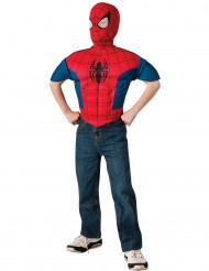 Camiseta y pasamontañas niño Spiderman™ Ultimate