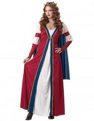 Disfraz Reina Renacimiento para mujer