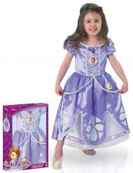 Disfraz lujo princesa Sofía™ niña caja