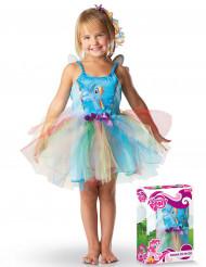 Disfraz clásico Arcoíris™ niña caja