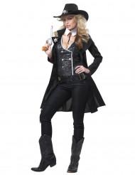 Disfraz Mujer sheriff para adulto