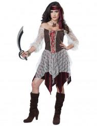 Disfraz Pirata Bucanera sexy mujer