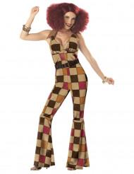 Disfraz Disco Boogie mujer
