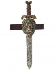 Espada romana león