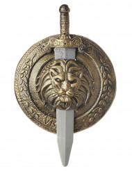 Escudo y espada Gladiador
