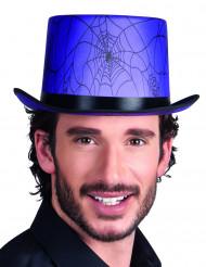 Sombero copa violeta adulto Halloween
