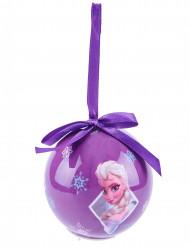 Bola luminosa Frozen™ 7.5 cm Navidad