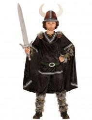 Disfraz Vikingo deluxe niño