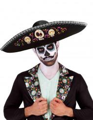 Sombrero adulto Día De Los Muertos Halloween