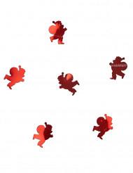 Confetis mesa Papá Noel rojo 10 gramos