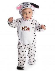 Disfraz bebé traje con capucha 101 Dálmatas™