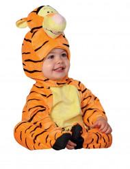 Disfraz bebé traje con capucha 3D Tigger™