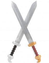 Kit 2 espadas gladiador niño
