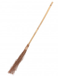 Escoba bruja bambú 88 cm