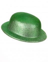 Sombrero melón verde brillante San Patricio