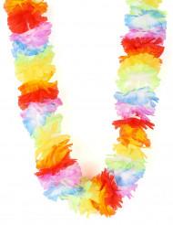 Collar Hawái multicolores