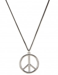 Collar hippie metal adulto