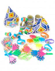 Kit cotillón multicolor 6 niños