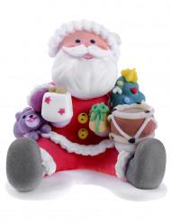 Papá Noel de azúcar