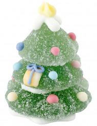Árbol Navidad azúcar gelatina