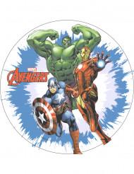 Oblea 20 cm Los Vengadores™