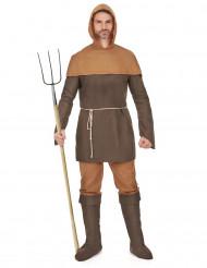 Disfraz hombre medieval