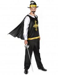 Disfraz mosquetero para hombre