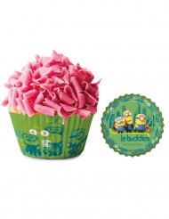 50 Moldes cupcake Minions™