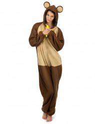 Disfraz mono mujer