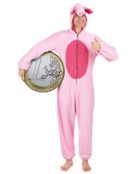 Disfraz cerdo mujer