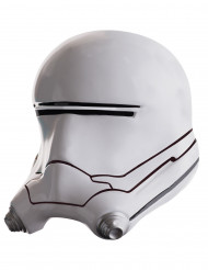 Máscara adulto casco 2 partes Flametrooper Star Wars VII™