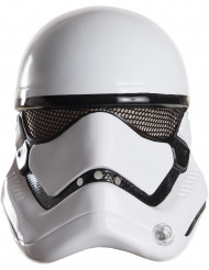 Máscara adulto 1/2 casco Stormtrooper Star Wars VII™