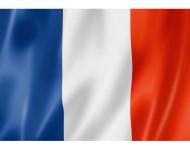 Bandera Francia 90x60 cm