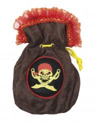 Bolsa pirata 24 cm