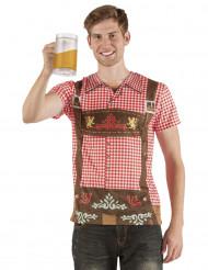 Camiseta bávaro hombre